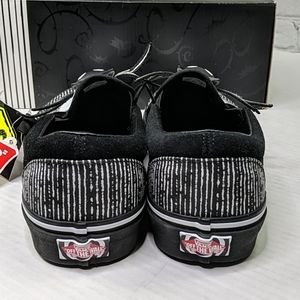Vans Shoes - NWT Vans Disney Jack/nightmare classic slip ons